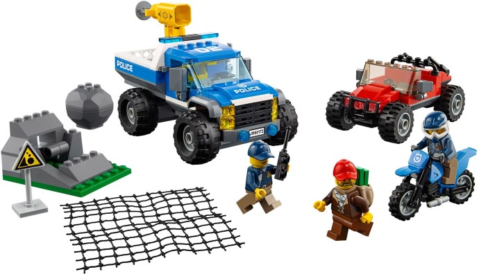 LEGO-City-60172-Dirt-Road-Pursuit