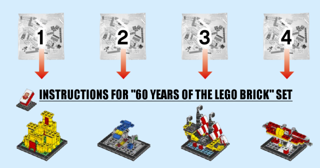 Instructions Available 40290 60 Years Of The Lego Brick Candidbricks