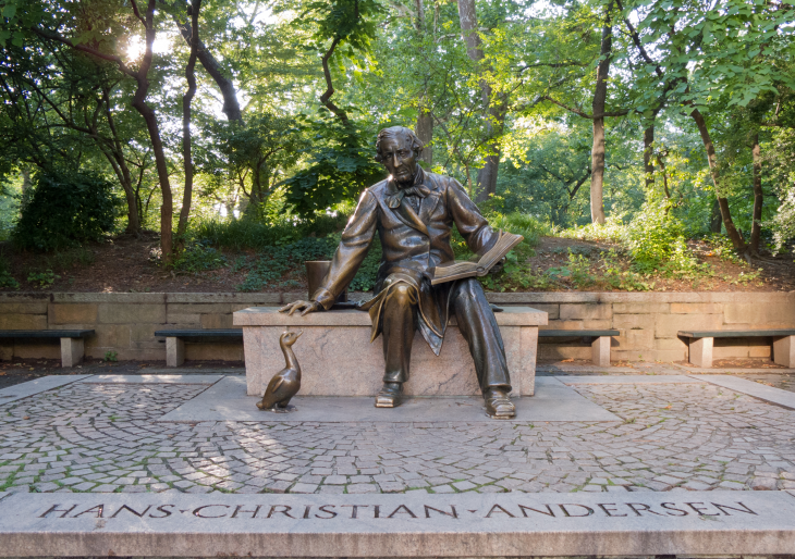 Hans Christian Anderson Central Park