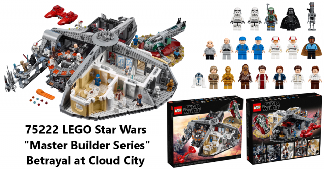 75222 Betrayal at Cloud City