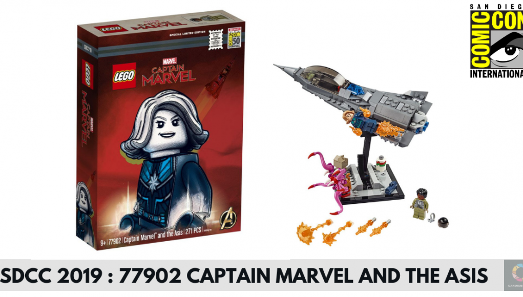 77902 Asis Captain Marvel