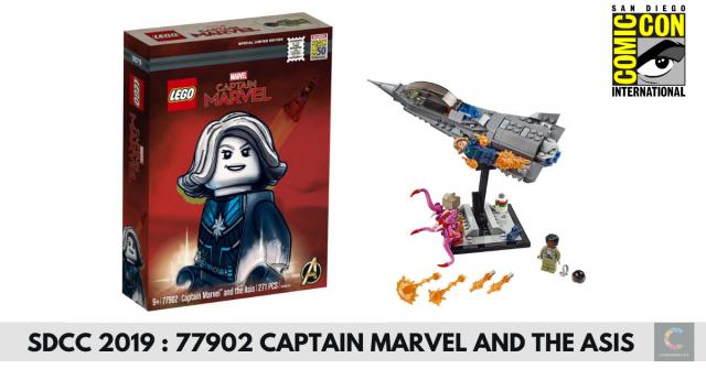 77902 Asis Captain Marvel