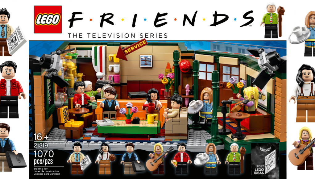 21319 LEGO Friends Central Perk