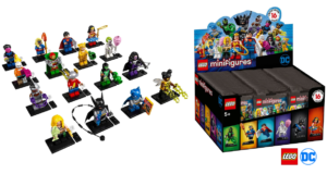 71026 Collectible DC Superheroes Minifigures