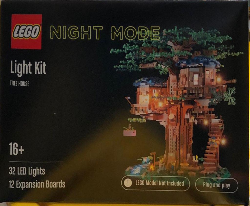 LEGO NIGHT MODE Tree House