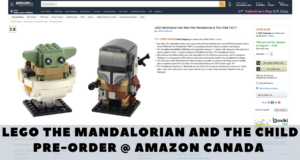 Mandalorian and the Child Baby Yoda