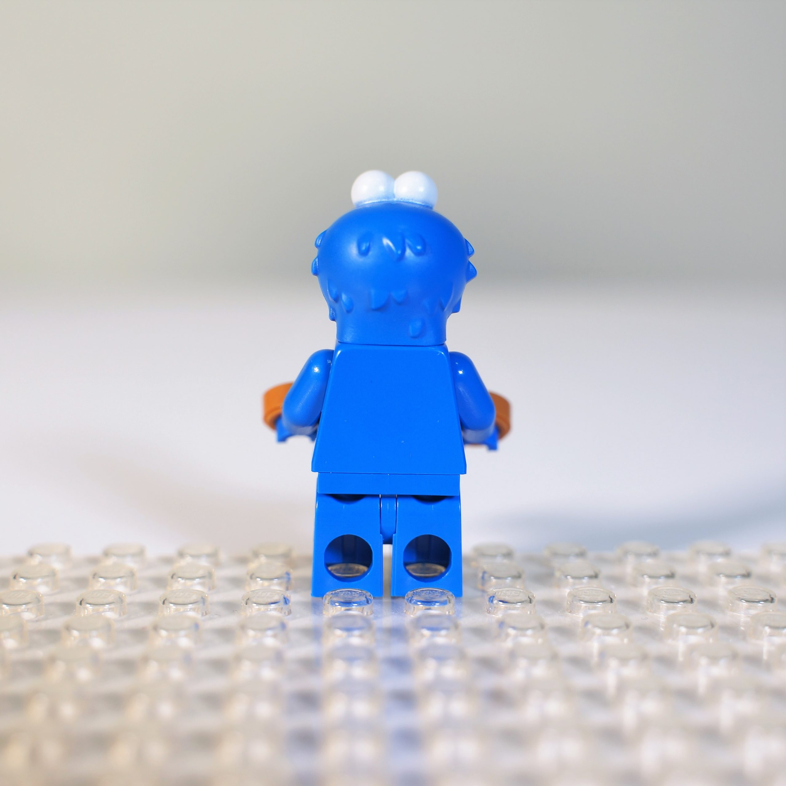 Minifig Cookie Back