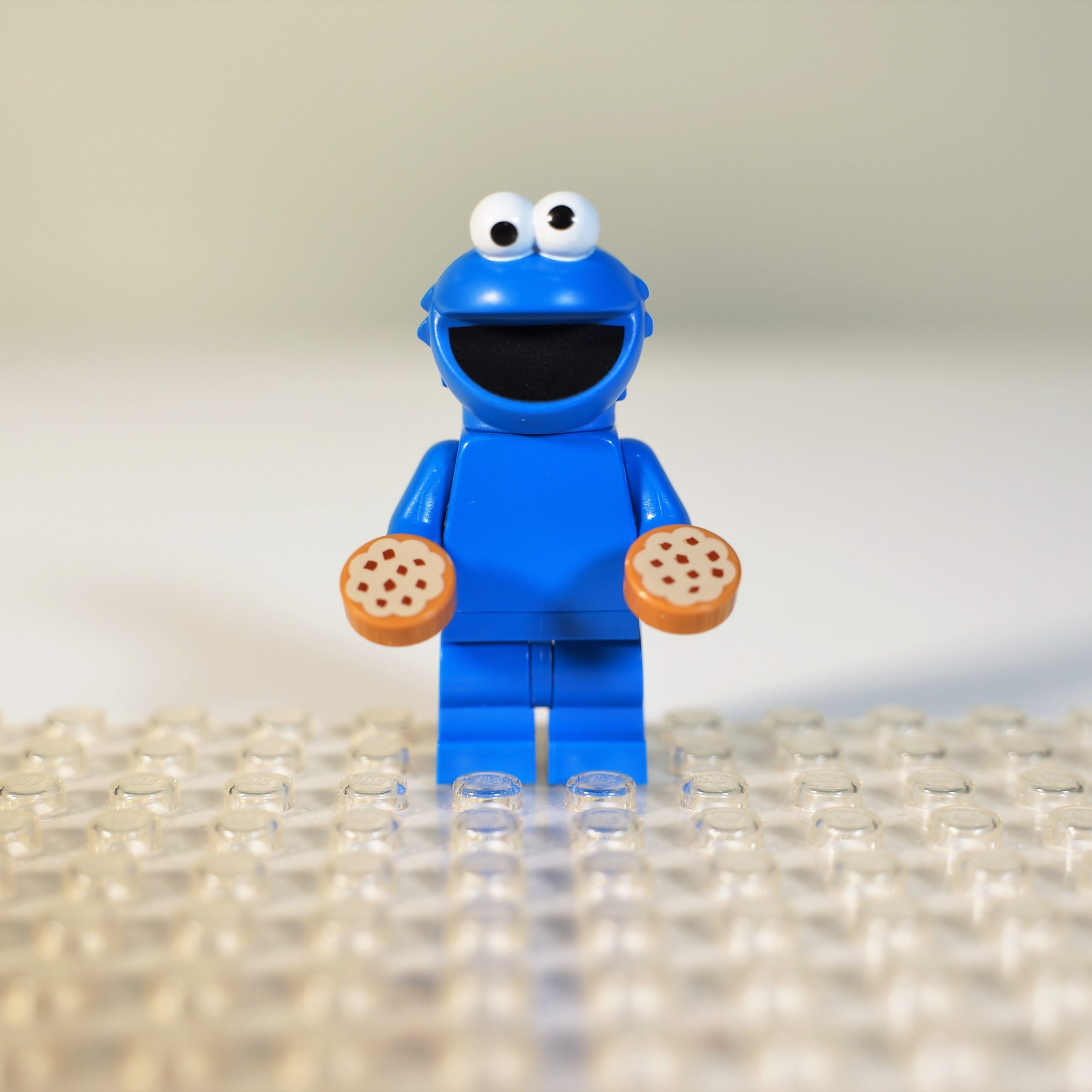 Minifig Cookie