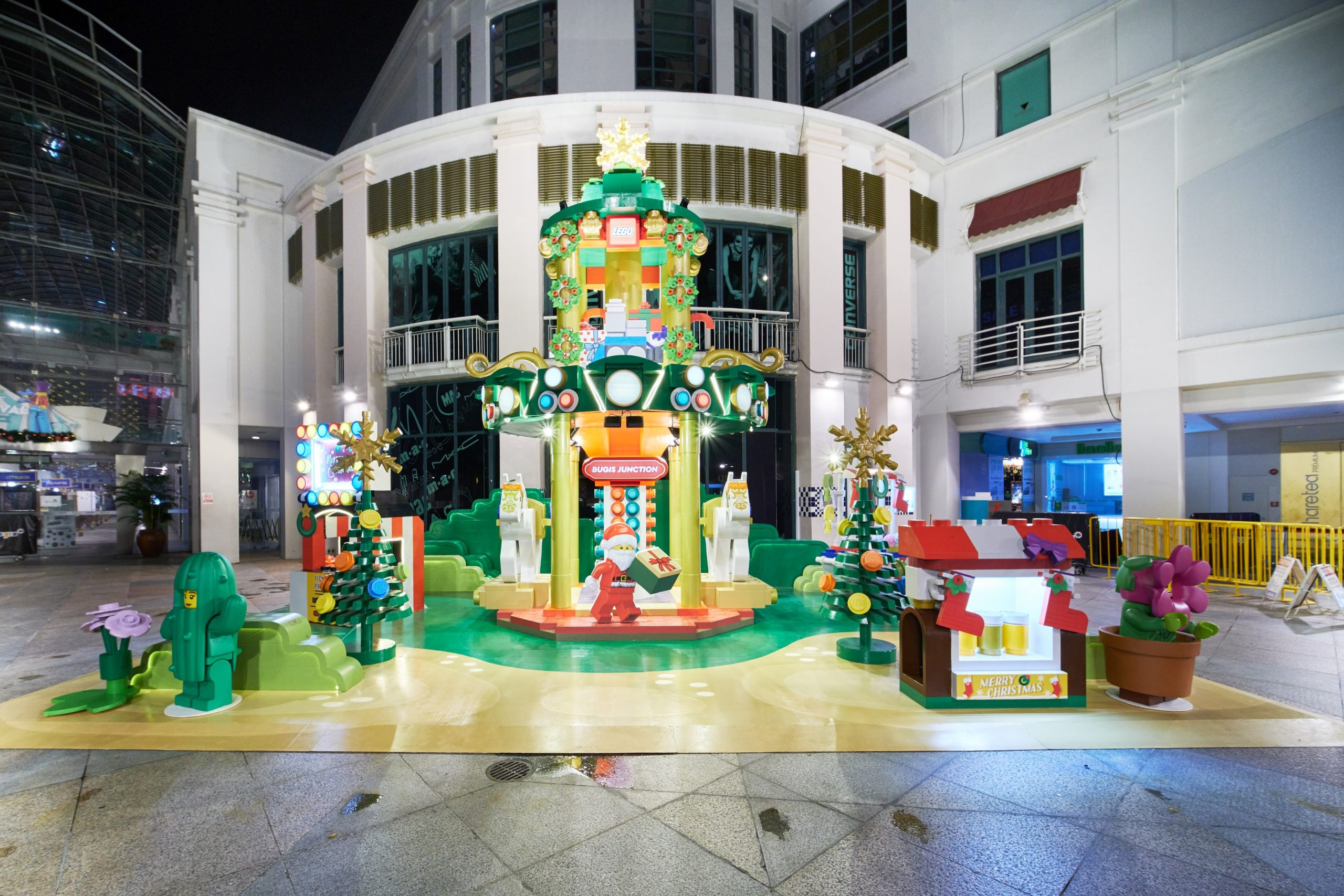 Installation at Bugis Junction