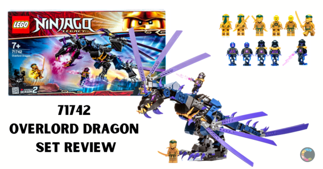 71742 Overlord Dragon Review